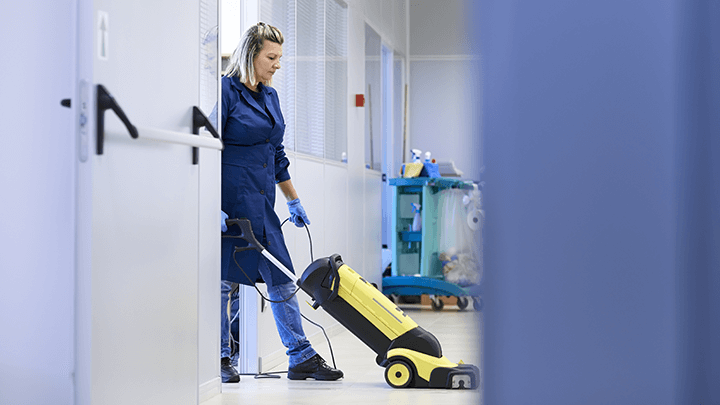 Image of Commercial Cleaning Services